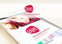 App AJE Asturias