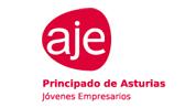Logo cliente AJE Asturias