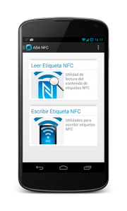ABA NFC mobile app