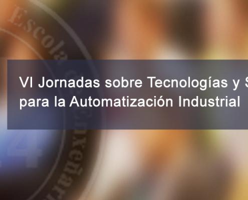 Jornadas sobre tecnologías y soluciones para la automatización