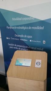 Stand ABAMobile en el Mobile Business