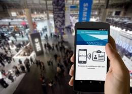 Conectar expositores y asistentes con NFC Leads