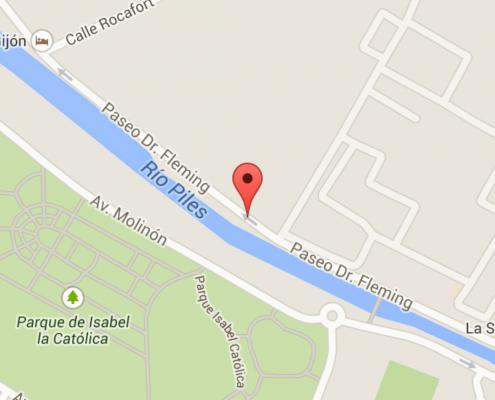 Localización Foro Empleo 2015