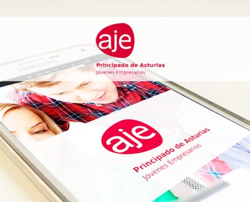 AJE Asturias aplicación