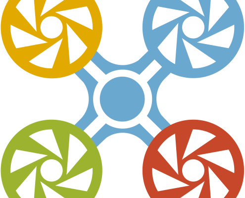 Logo App ExpoDrónica