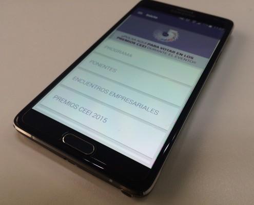 App Encuentros empresariales IDEPA