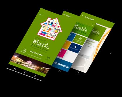 Feria del mueble app