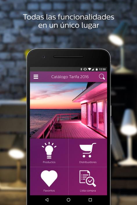 Inicio app Tarifa Digital