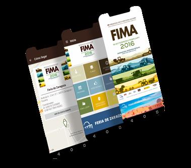 FIMA aplicación