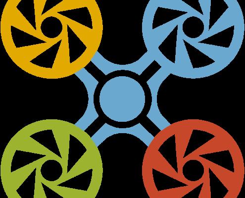 Logo Expo Drónica App