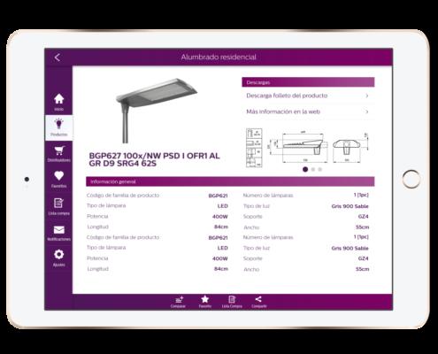 Catalogue Philips Digital App