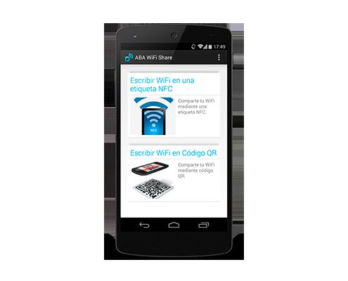 Home Wifi Share App