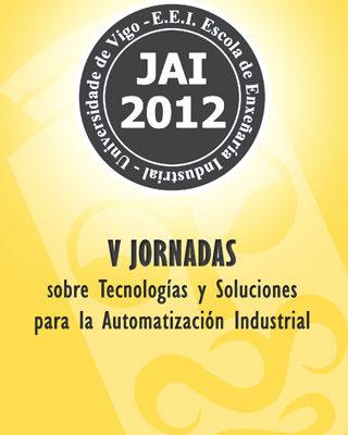 Portada V Jornadas JAI 2012