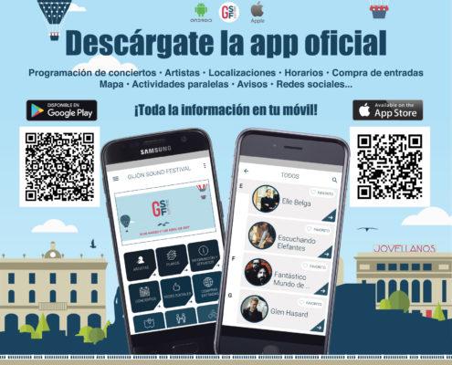 App Gijón Sound Festival