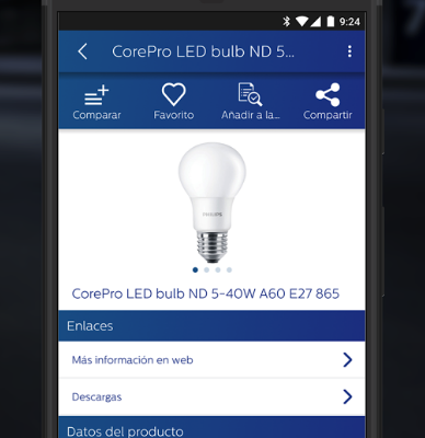 Catálogo Philips Lighting