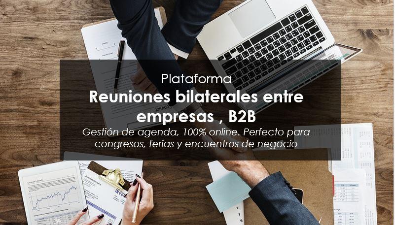 Plataforma de networking para reuniones b2b