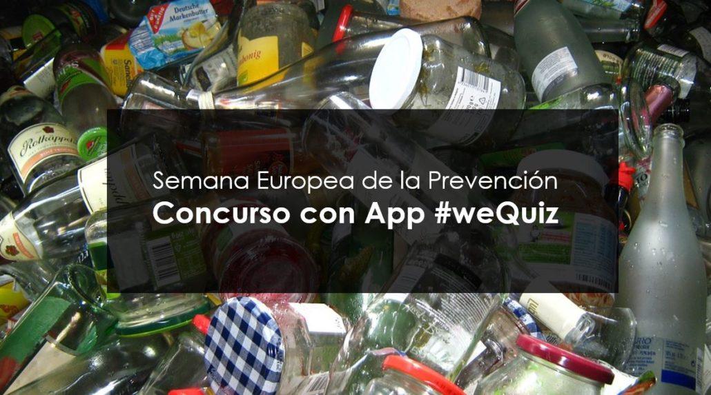 Concurso con App WeQuiz