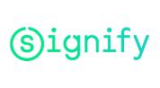 Logo cliente Signify