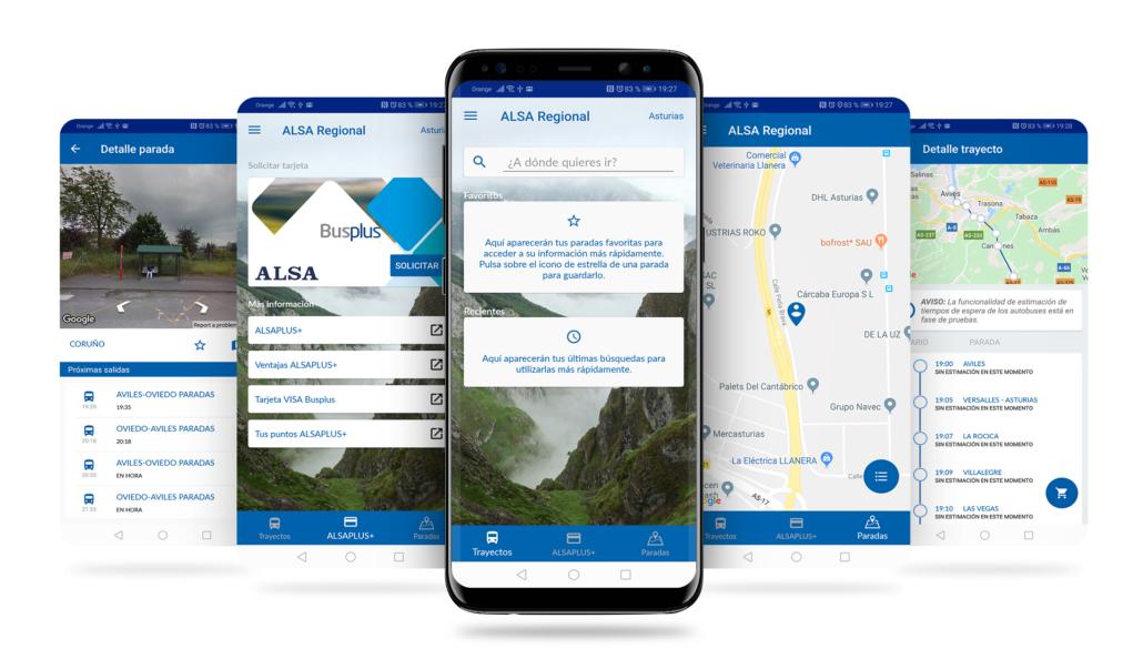 App ALSA Regional