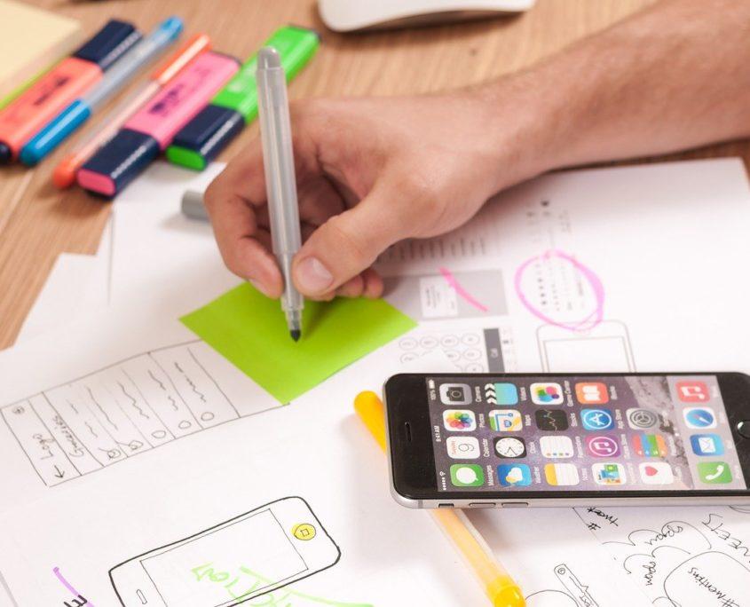 Proceso diseño de una app