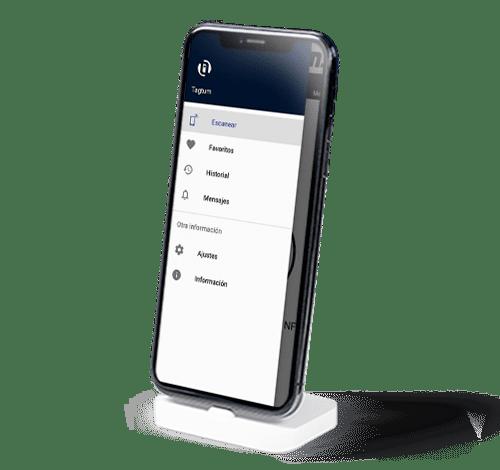 Apps con tecnología nfc