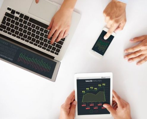 Desarrollo apps para sector financiero