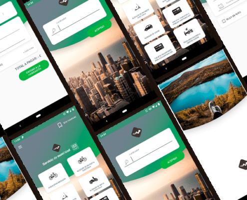 Desarrollo y creacion de apps