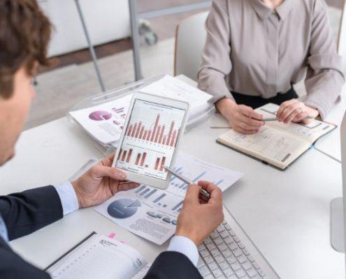 Desarrollo aplicaciones para sector financiero