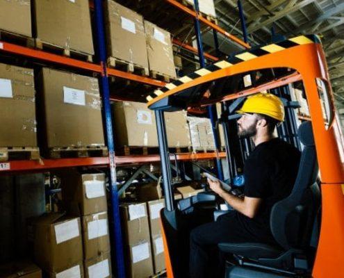 Aplicaciones móviles para logística