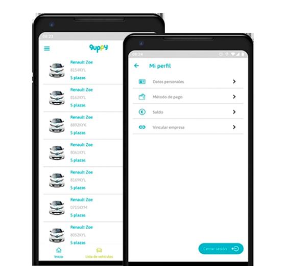Desarrollo apps con APIs de terceros