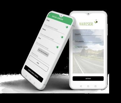 Vareser app