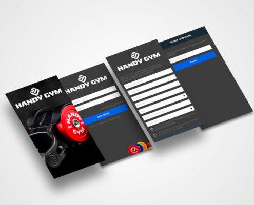 handygym app